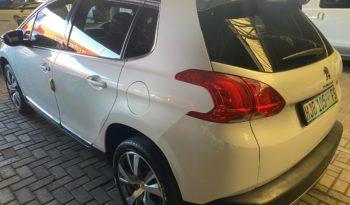 2014 Peugeot 2008 1.6 Allure for sale in Bloemfontein full